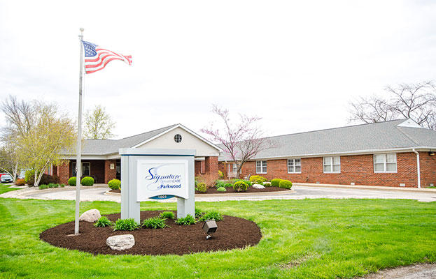 Come Visit our Signature Healthcare at Parkwood Nursing Home in Lebanon, IN in Boone County